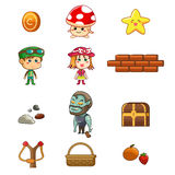 Game sprites element Stock Photography