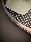 Game of Tennis Royalty Free Stock Photo