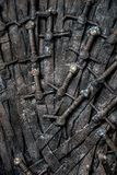 Game of Thrones replica from a comic con Royalty Free Stock Image