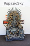 Game of Thrones Royalty Free Stock Image