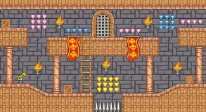 Game tileset 15 Royalty Free Stock Photography
