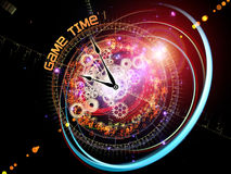 Game Time Royalty Free Stock Image