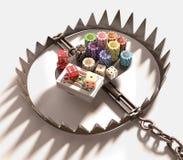 Free Game Trap Royalty Free Stock Image - 51507956