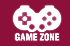 Game zone Stock Photos