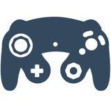 Gamecube gry kontroler Zdjęcia Royalty Free