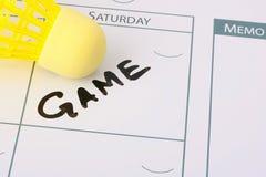 Gameday Stock Image