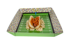 Gameday Snacks Stock Images