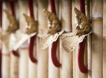 gamelan όργανο Στοκ Εικόνες