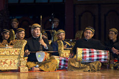 gamelan Royaltyfri Bild