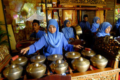 Gamelan Stock Image