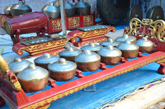 Gamelan Photo stock