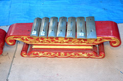 Gamelan Royalty Free Stock Photography