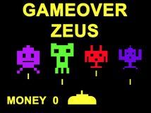 Gameover Zeus virus concept Stock Photos