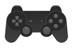 Gamepad royalty free illustration