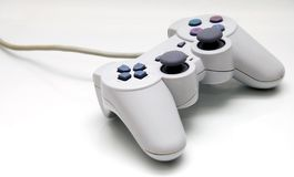 Gamepad Stockbild