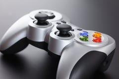 Gamepad Stockfotos