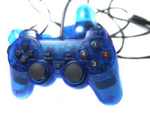 Gamepad da alegria Fotos de Stock