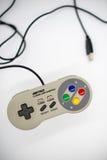 Gamepad de IBuffalo Fotografía de archivo libre de regalías