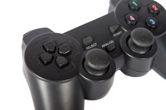Gamepad de la consola imagen de archivo