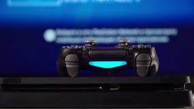 Gamepad e console del gioco archivi video