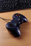 Gamepad för gamer Arkivfoton