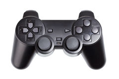 Gamepad. Game controller isolated on a white background Stock Photos