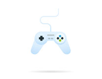 Gamepad icon Stock Images