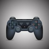 Gamepad Joystick. Joystick game console. Realistic image. Made in vector illustration Stock Images