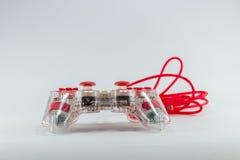 Gamepad joysticka gra Zdjęcia Stock