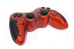Gamepad on a white background Stock Photo