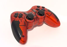 Gamepad on a white background Royalty Free Stock Image