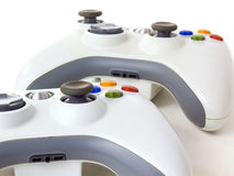 Gamepads Image libre de droits