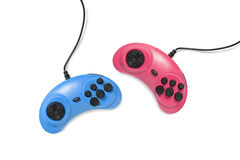 Gamepads Stock Images