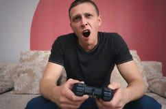 gamer photo libre de droits