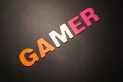 Gamer стоковые изображения