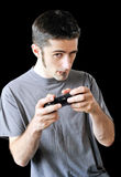 Gamer Royalty Free Stock Images