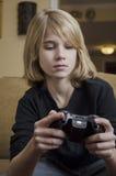 Gamer Imagens de Stock