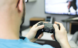 Gamer controller Stock Photography