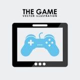 Gamer icon Royalty Free Stock Photos
