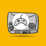 Gamers play icon Royalty Free Stock Photography