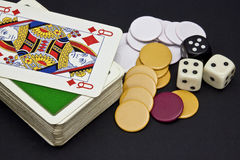 The games Stock Photo