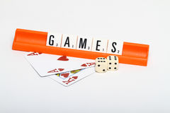 Games Stock Image