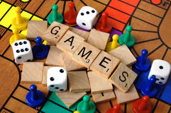 Free Games Stock Photo - 38161150