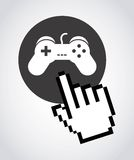 Games design Stock Image