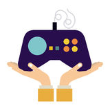 Games design Royalty Free Stock Images
