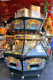 Games funfair Stock Image