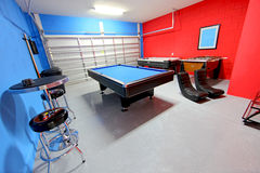 Games Room Royalty Free Stock Image