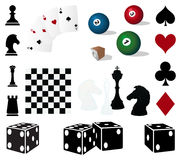 Games2 Royalty Free Stock Image