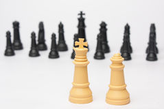 Gamesmanship Royalty Free Stock Photo
