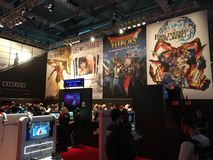 Gamex-Ausstellung Köln Stockfotos